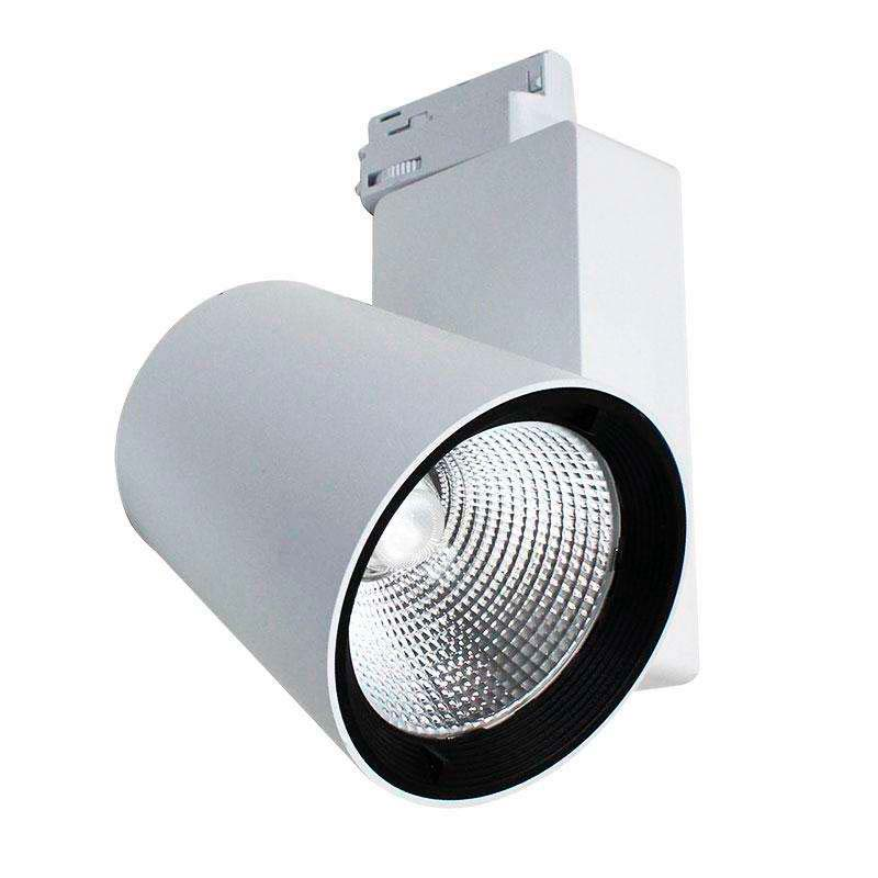 Foco carril KRON RAIL LED BridgeLux 33W,